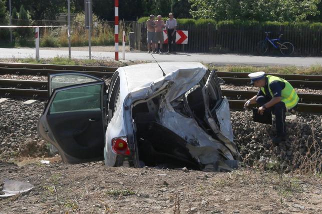 Wypadek Pendolino w miejscowości Blachownia