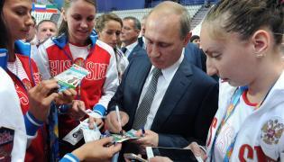 Pływackie mistrzostwa świata rozpoczęły się pod okiem Władimira Putina