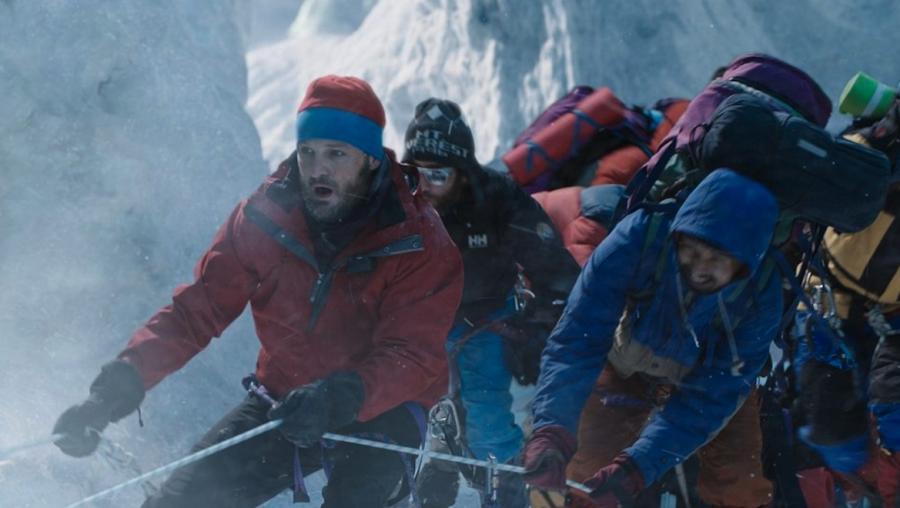 Jake Gyllenhaal, Josh Brolin i Jason Clarke mają problemy na Evereście