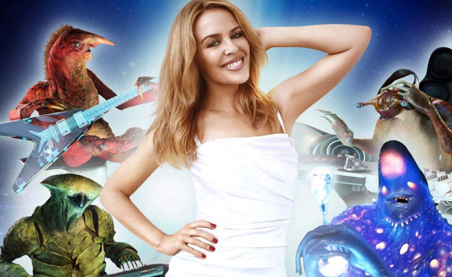 Kylie Minogue: ako fanka, nagrałam utwór do filmu Terry\'ego Jonesa