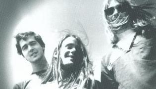 """Nirvana z czasów """"Nevermind"""""""