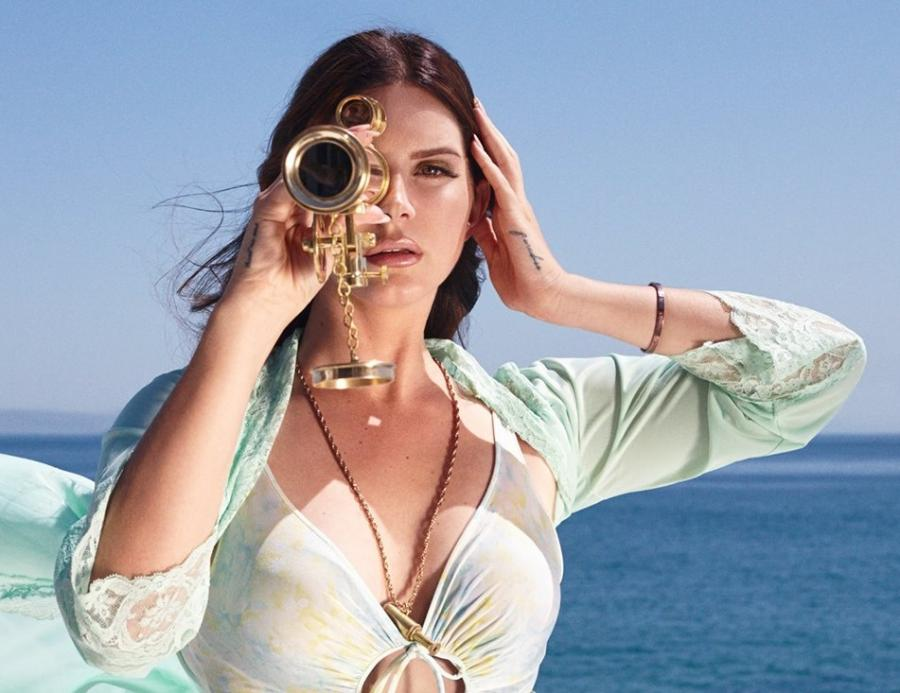 Fan Lany Del Rey aresztowany