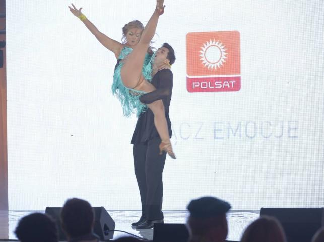 Agnieszka Kaczorowska i Krzysztof Wieszczek
