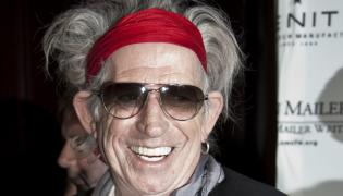 "Keith Richards bohaterem ""Under The Influence"""