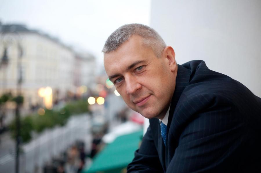 Roman Giertych - zdjęcie z oficjalnego profilu
