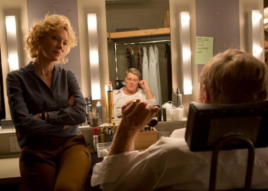 Robert Redford i Cate Blanchett w filmie \