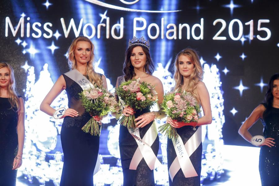 Miss World Poland 2015