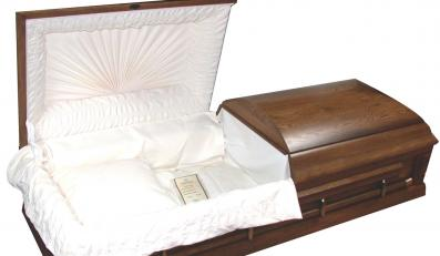 Kup polisę, będzie ładny pogrzeb