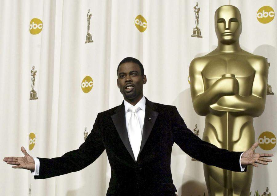 Oscary 2016 poprowadzi Chris Rock