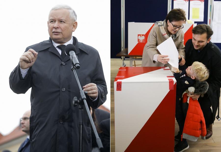 Jarosław Kaczyński, Ewa Kopacz