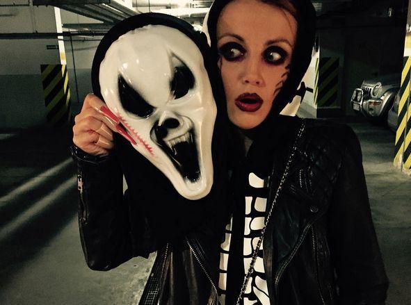 Halloween 2015: Katarzyna Zielińska
