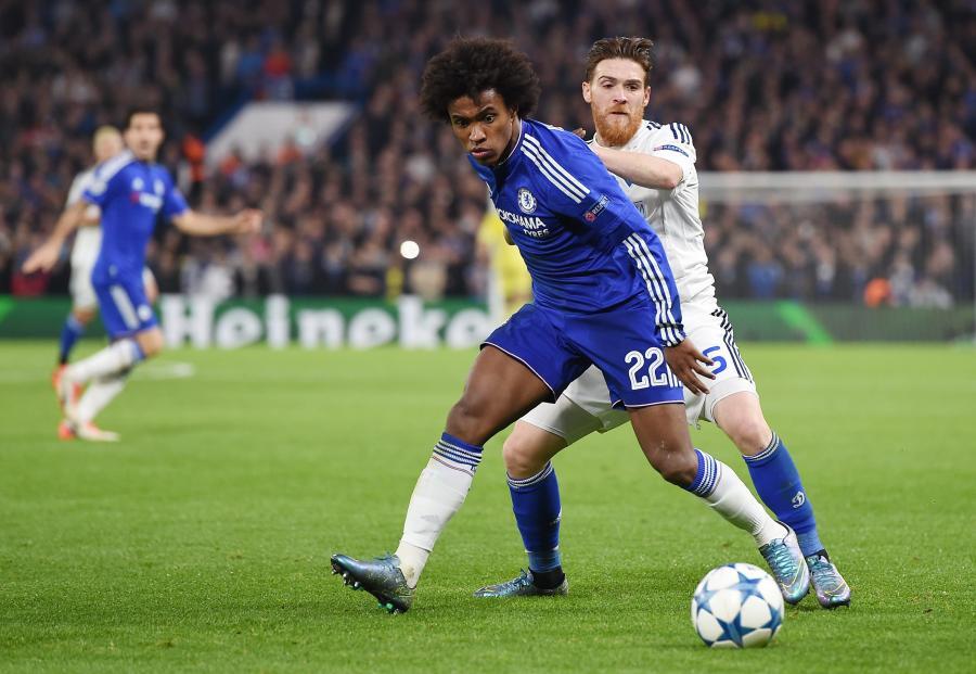 Chelsea - Dynamo