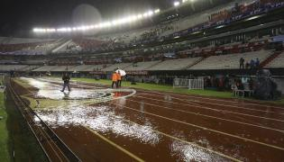 Stadion Monumental w Buenos Aires