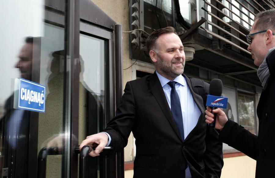 Dawid Jackiewicz ministrem Skarbu Państwa w rządzie Beaty Szydło
