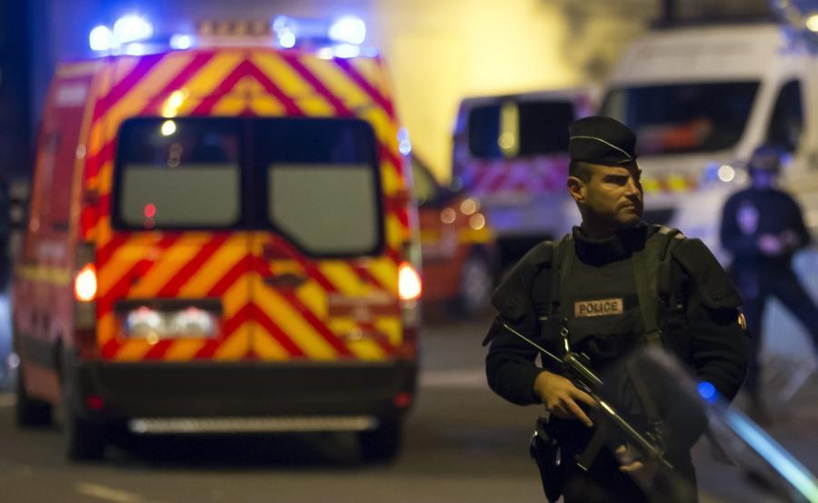 Zamach terrorystyczny w Paryżu