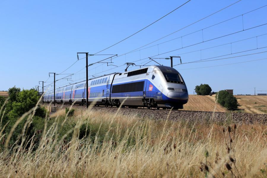 Pociąg TGV