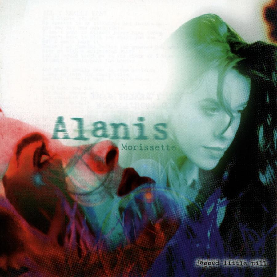 "7. ""Jagged Little Pill"" – Alanis Morissette"