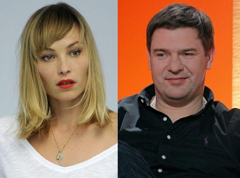 Weronika Książkiewicz, Tomasz Karolak