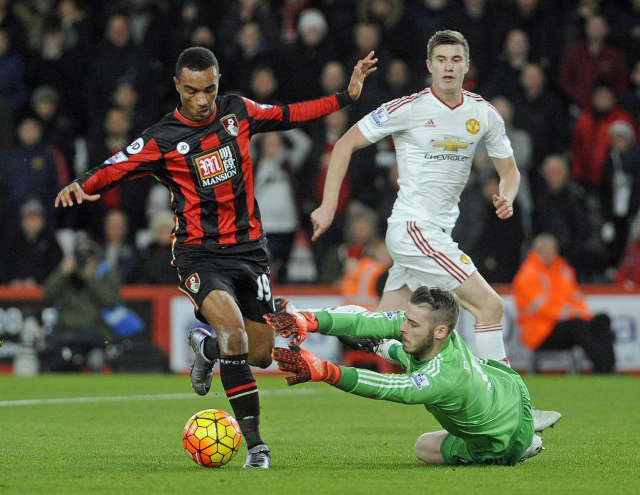 AFC Bournemouth - Manchester United