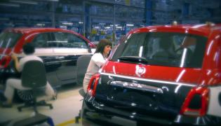 Fabryka Fiata w Tychach