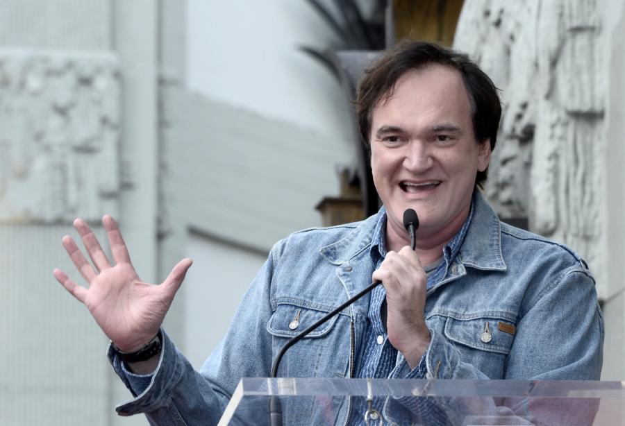 Quentin Tarantino doczekał się swojej gwiazdy w Alei Sław