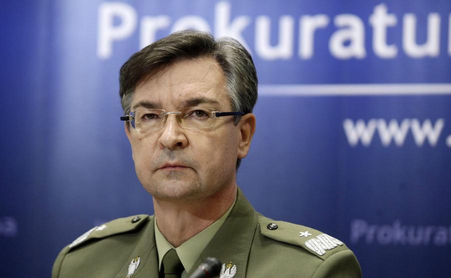 Generał Krzysztof Parulski, jak pisze \