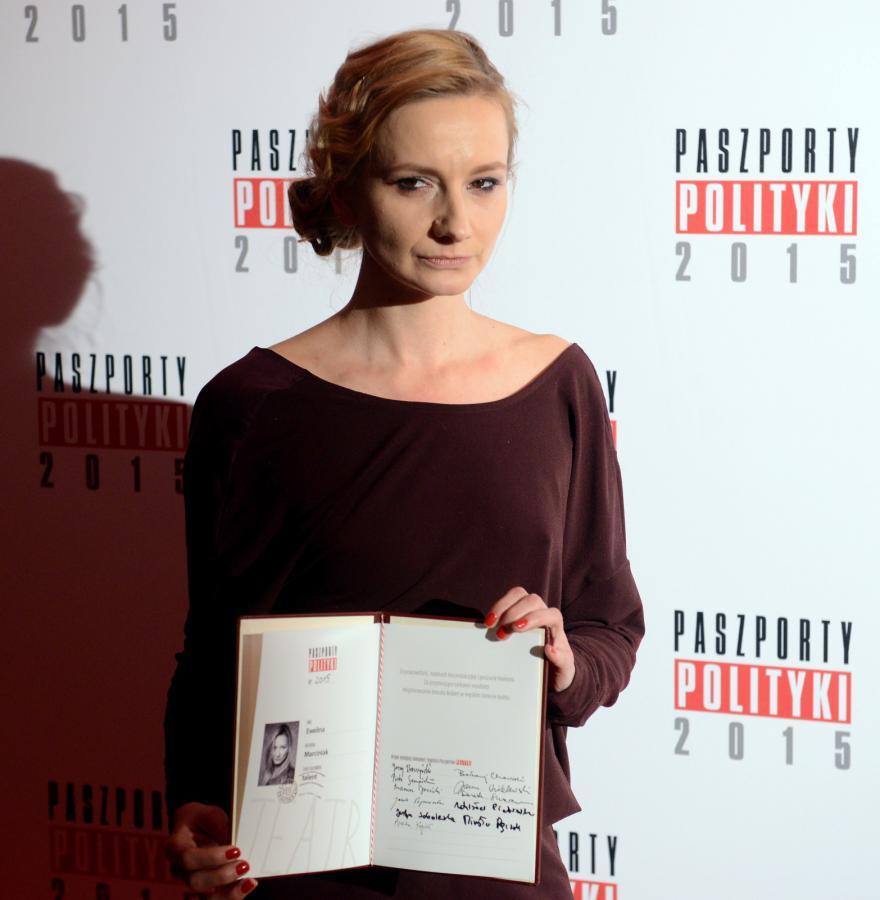Laureaci Paszportów Polityki: Ewelina Marciniak