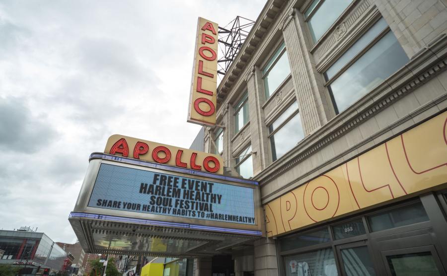 Apollo Theatre, Harlem - Nowy Jork muzycznie