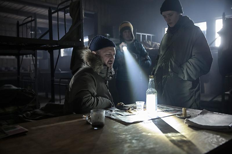 """""""Na granicy"""" (reżyseria: Wojciech Kasperski)"""