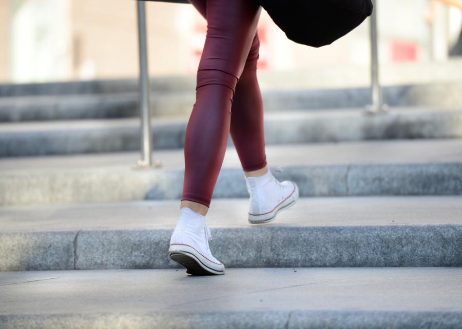 Dbaj o kondycję nóg każdego dnia!