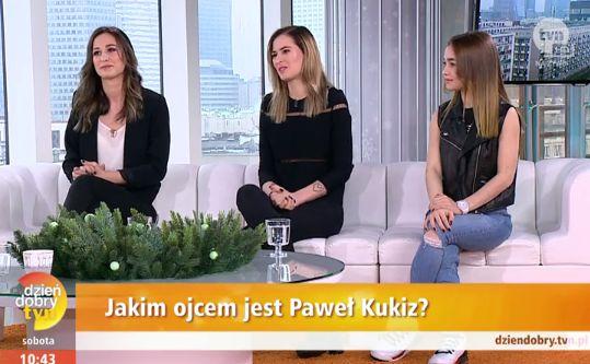 córki Pawła Kukiza w \