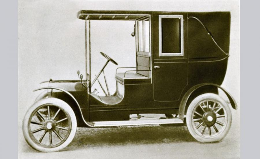 Fiat fiacre (1908-1910)