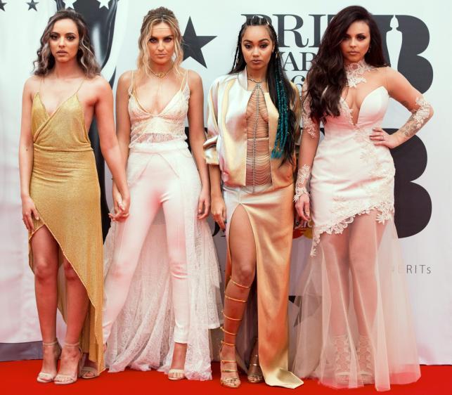 Little Mix na gali Brit Awards 2016