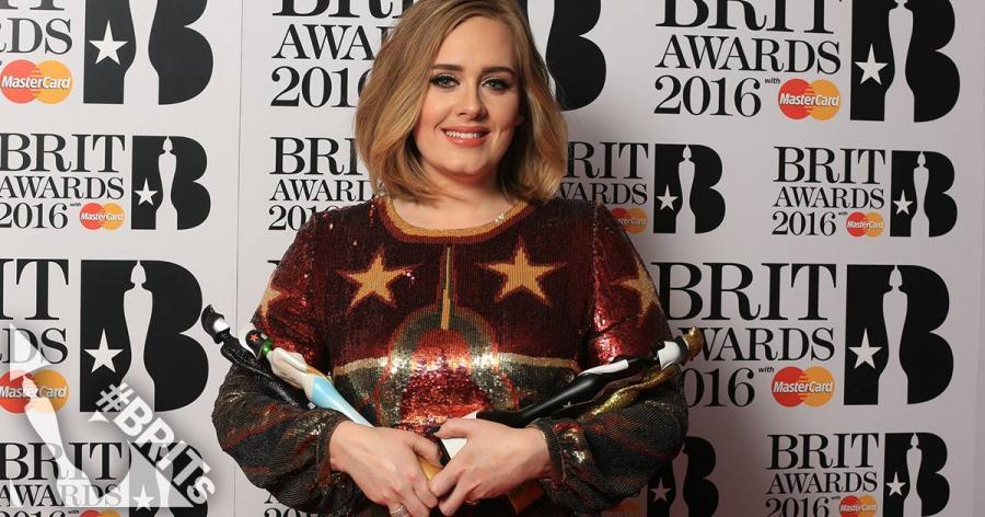 Adele bierze (prawie) wszystko!