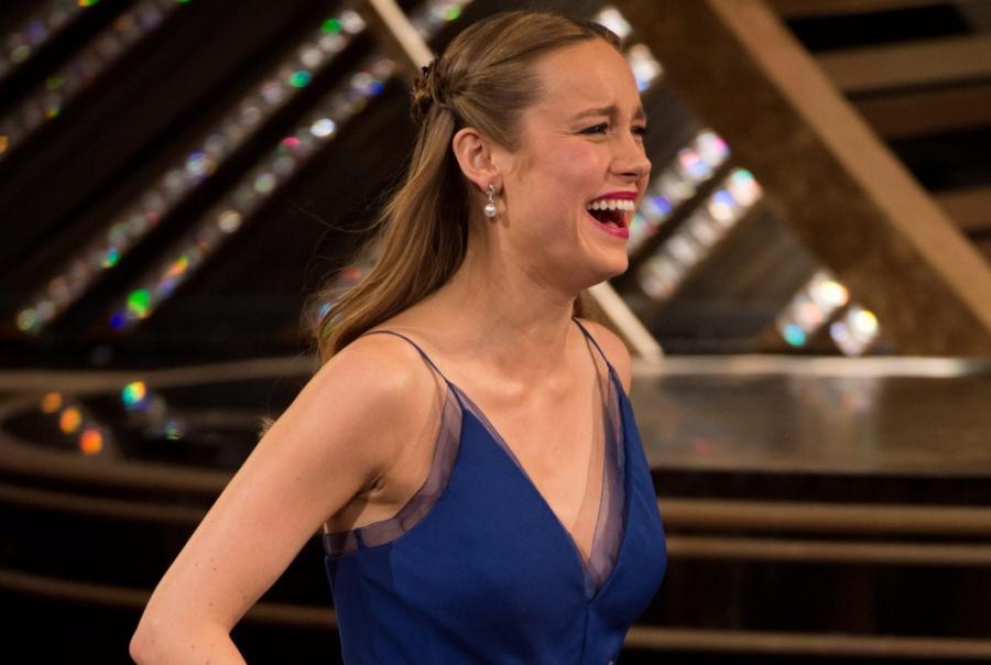 Reakcja Brie Larson na wiadomość, że dostała Oscara –bezcenna