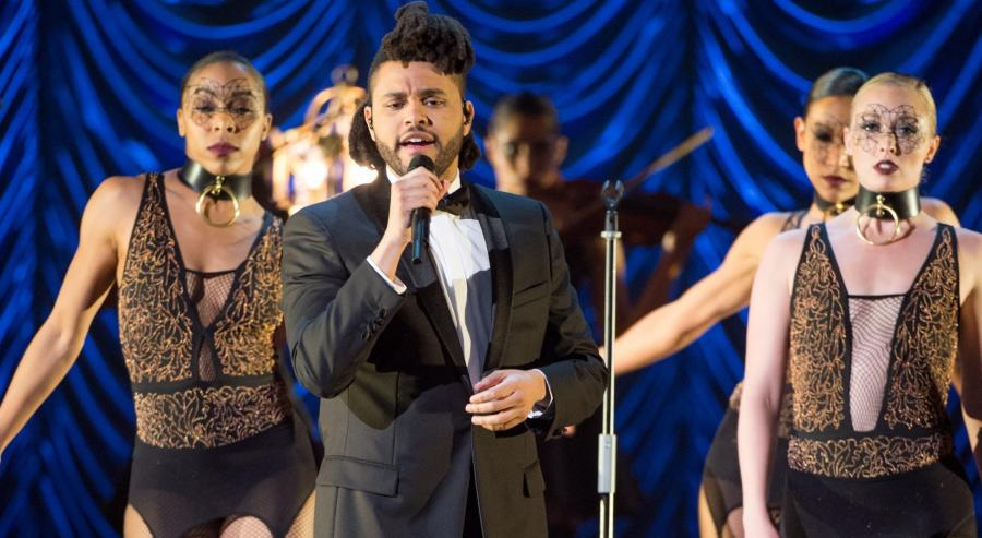 The Weeknd przypomniał hit z filmu \