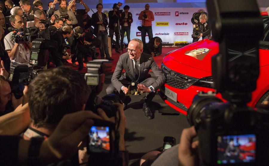 Wyniki konkursu Car of the Year 2016