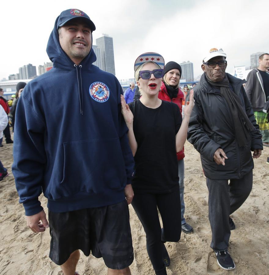 Lady Gaga: Kochamy Chicago i Polar Punge dla Olimpiad Specjalnych