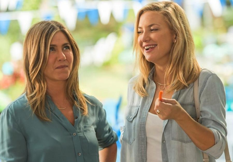 Jennifer Aniston i Kate Hudson w filmie \