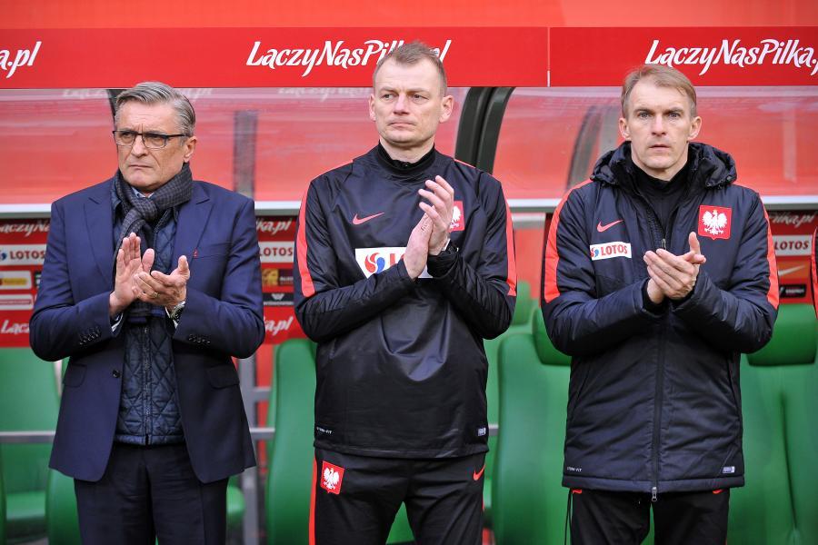 Adam Nawałka, Bogdan Zając, Jarosław Tkocz