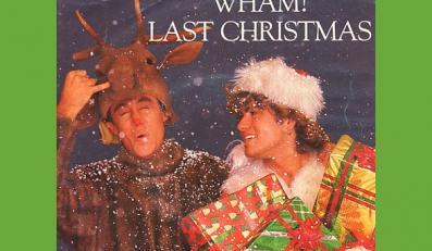 "Wham! ""Last Christmas"""