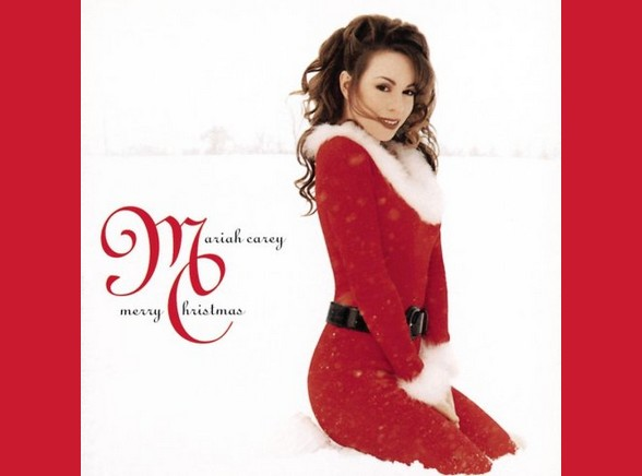 "Mariah Carey ""Merry Christmas"""