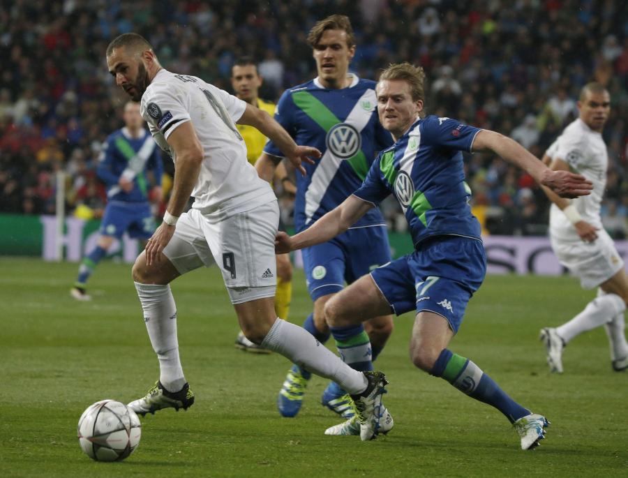 Karim Benzema i Andre Schuerrle