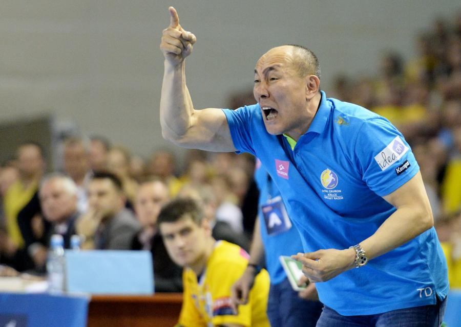 Trener reprezentacji Polski, Tałant Dujszebajew
