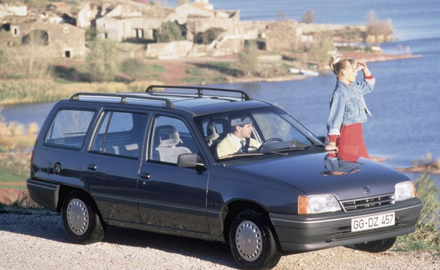 Opel Kadett E Caravan 1984-1991