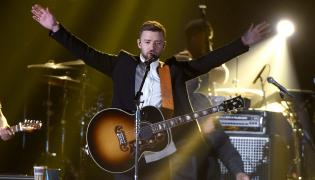 Justin Timberlake wystąpi podczas finału Eurowizji 2016