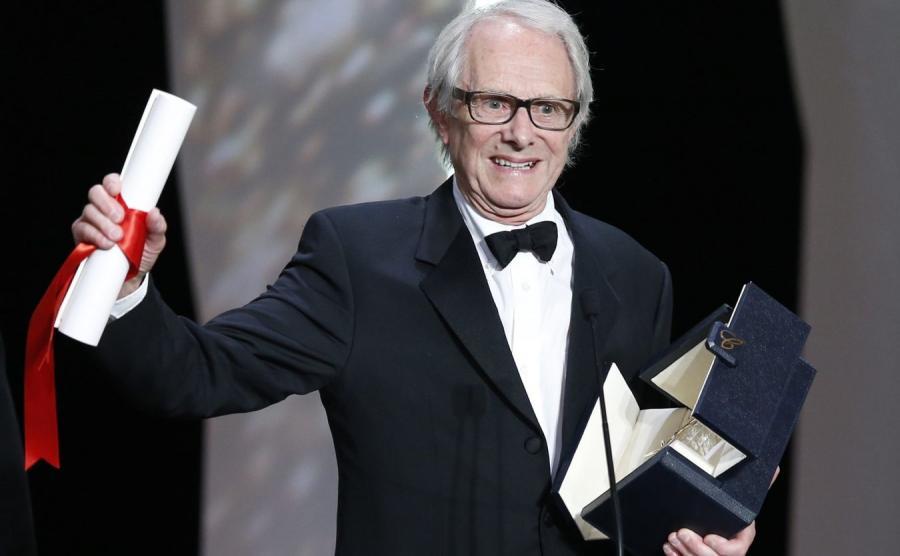 Ken Loach zdobywcą Złotej Palmy w Cannes