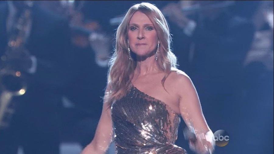 Céline Dion: René, to dla ciebie. Przedstawienie musi trwać