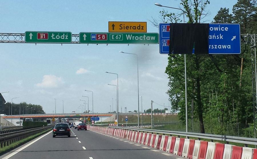 Autostrada A1 - nowy odcinek do otwarcia