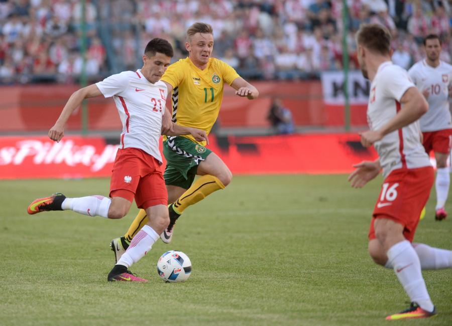Litwini jako ostatni sprawdzili formę Polaków przed Euro 2016
